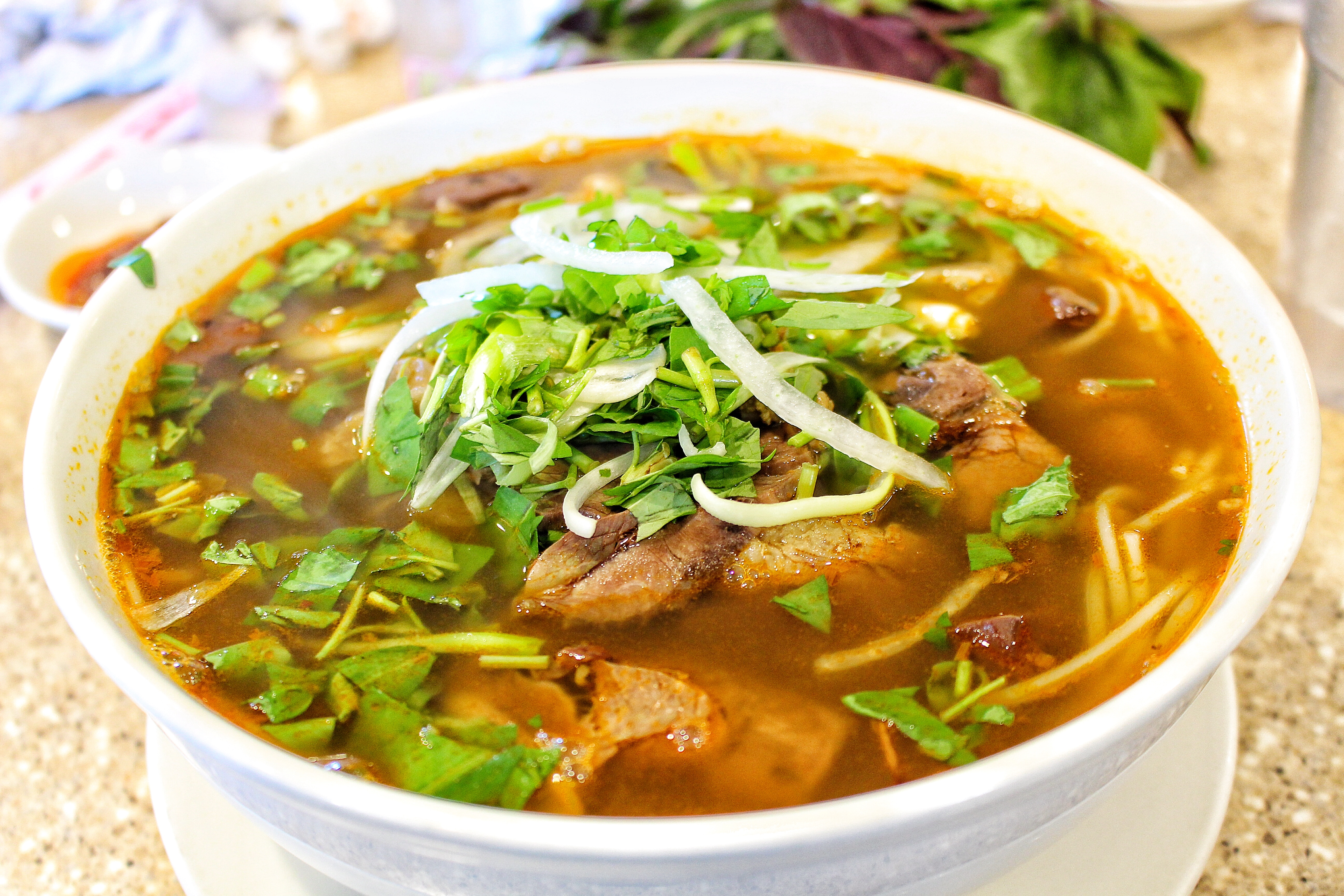 How to order a healthier Vietnamese Soup - Dash of Ting