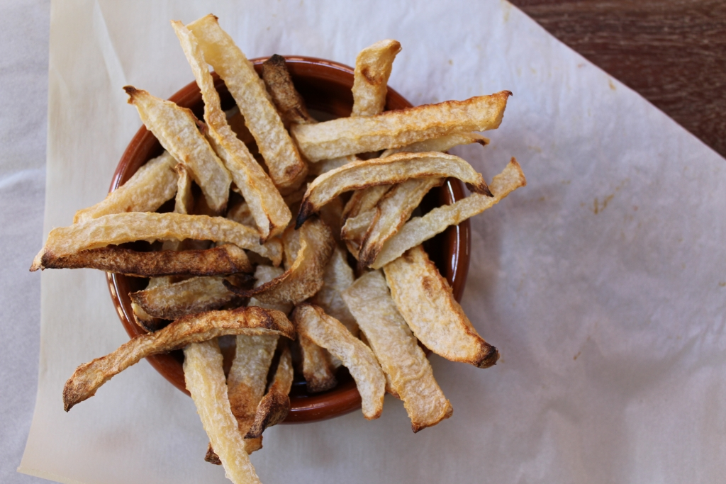 American Low Carb Jicama French Fries