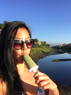 Matcha in the Marina